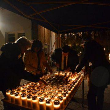 Gildebor betrokken bij herdenkingstocht begraafplaats