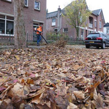 Gildebor maakt Hengelo bladvrij tijdens zesweekse bladcampagne