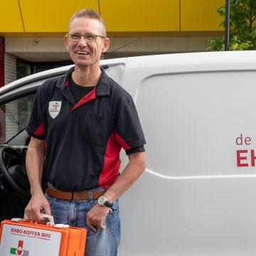 Ruben Bosch: koffers Eerste Hulp