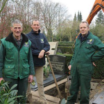 Gildebor is gespecialiseerd in het beheer en onderhoud van begraafplaatsen