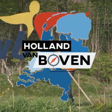 SBS6 programma Holland van Boven bezoekt Gildebor en SWB