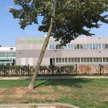 Gildebor verwijderd wegzakkende linde bij Twickel College