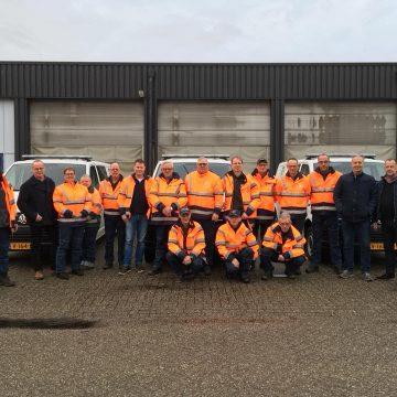 Gildebor verwelkomt nieuwe medewerkers uit Haaksbergen