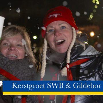 Gildebor & SWB wensen u prettige feestdagen in kerstvideo